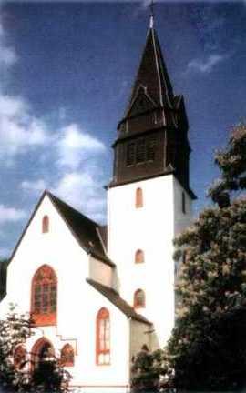 Kirche Oberthal